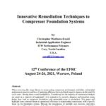 Acclaimed Work Presented at the European Forum on Reciprocating Compressors (EFRC)