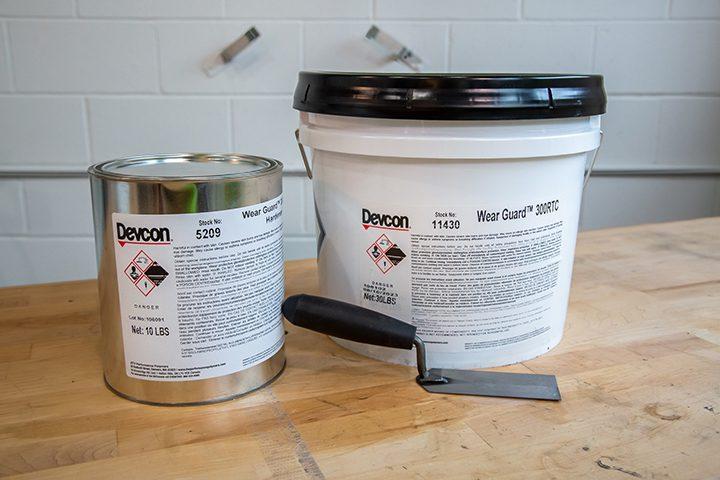 Devcon Wear Guard 300RTC Product Packaging