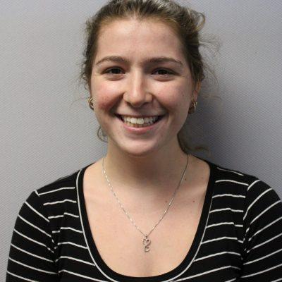 Paige Newell Intern Headshot