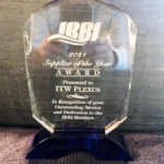 Recreational Marine team wins 2nd Place for IBBI's Supplier of the Year